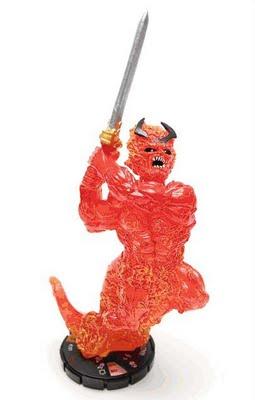 Rangnarok Surtur - The Hammer of Thor Brick Figure