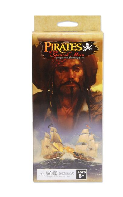 pirates of the spanish main card game review