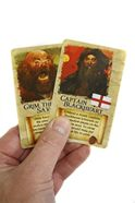 Pirates of the Spanish Main Shuffling the Deck card game