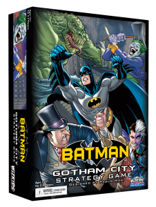 WizKids: Batman: Gotham City Strategy Game