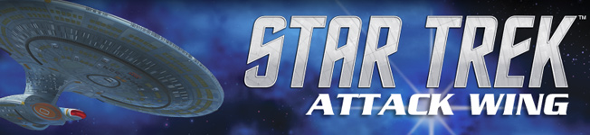 Star Trek Attack Wing Board Game