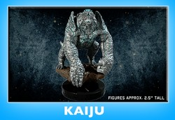 Pacific Rim HeroClix Kaiju