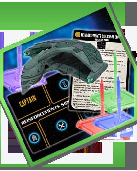 Star Trek Dominion War OP Event Month 3