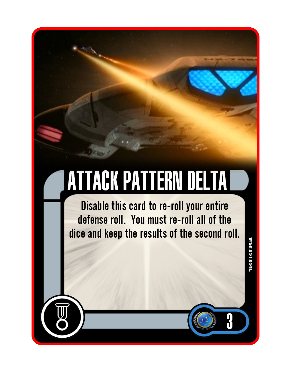 Elite Talent - Attack Pattern Delta