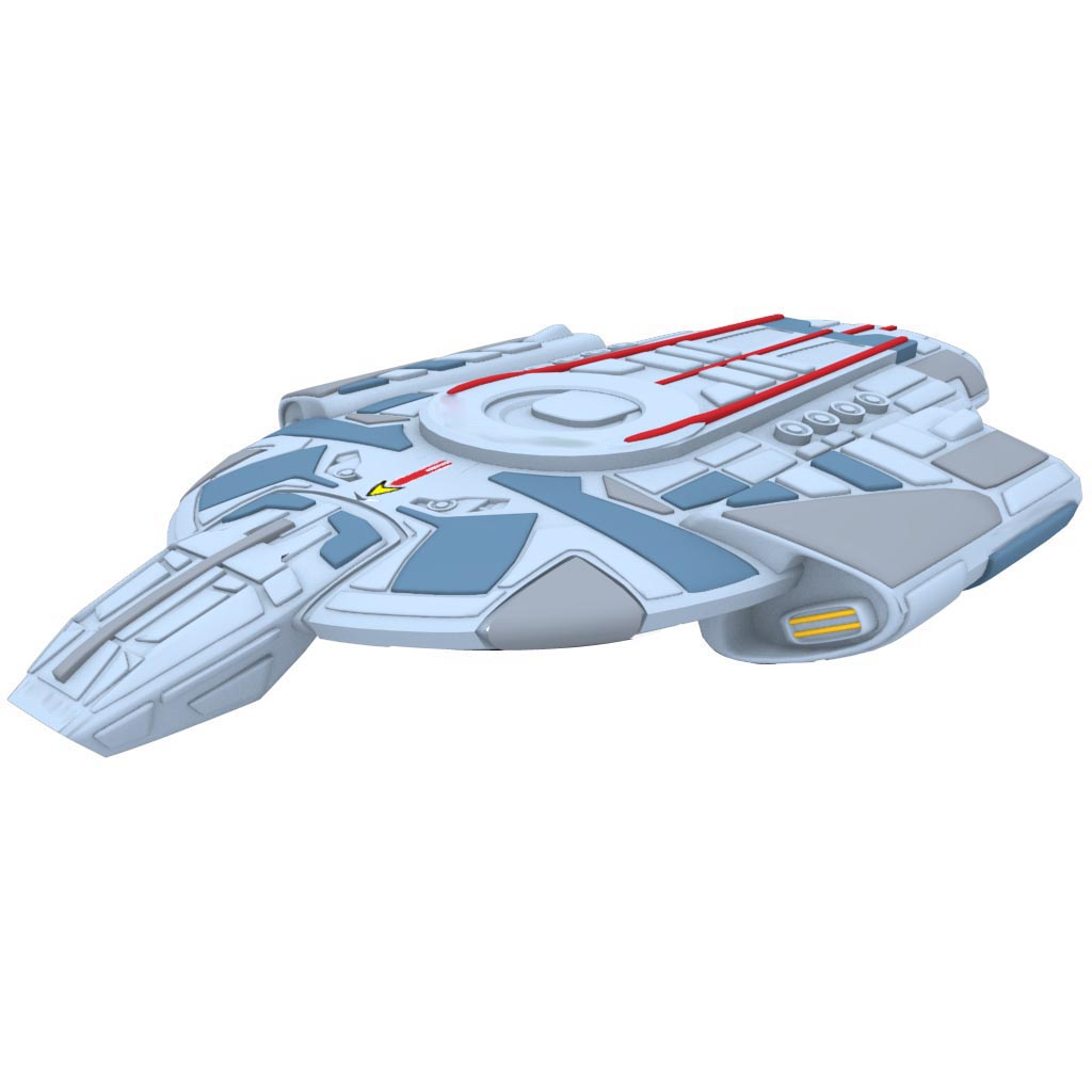 Star Trek Attack Wing: USS Defiant: Star Trek Attack Wing  (T.O.S.)
