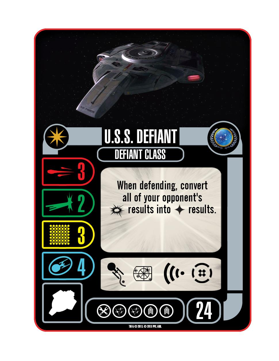 Ship - USS Defiant