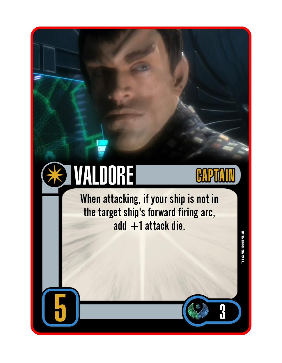 Captain - Valdore