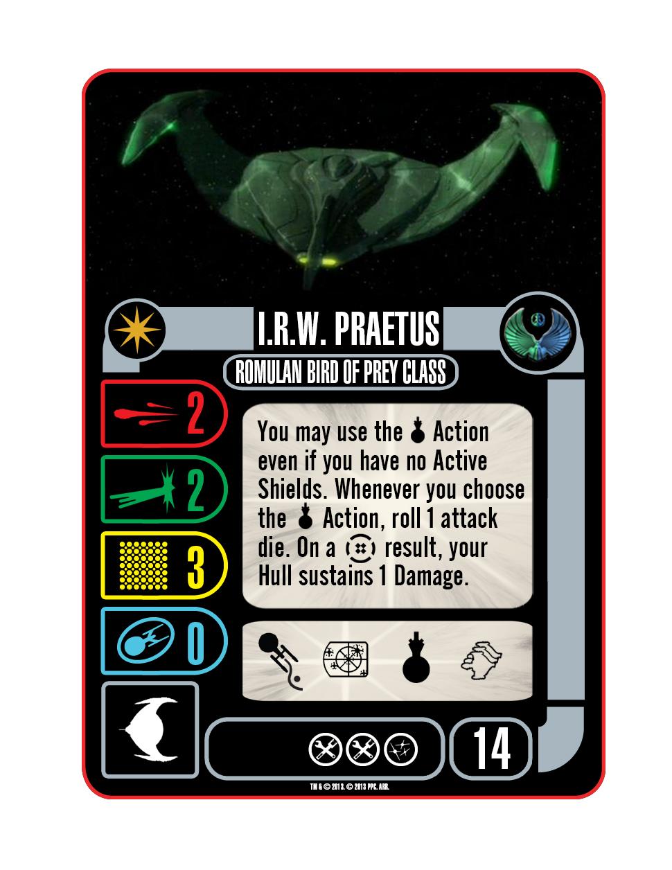 Ship - Praetus