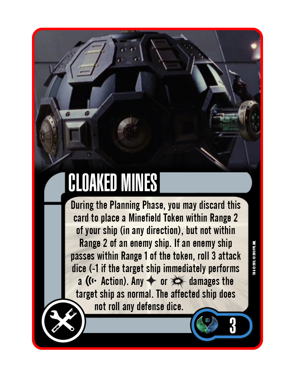 Tech - Cloaked Mines