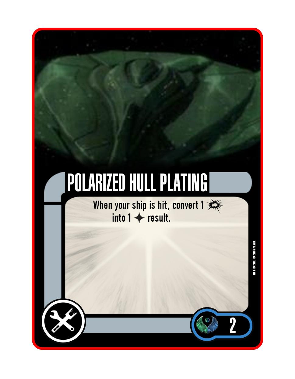 Tech - Polarized Hull Plating