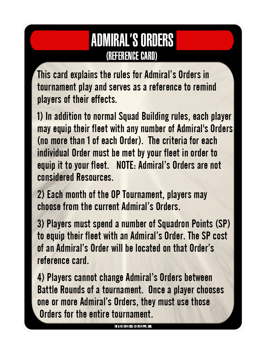 Admirals Orders Reference Card_Revised