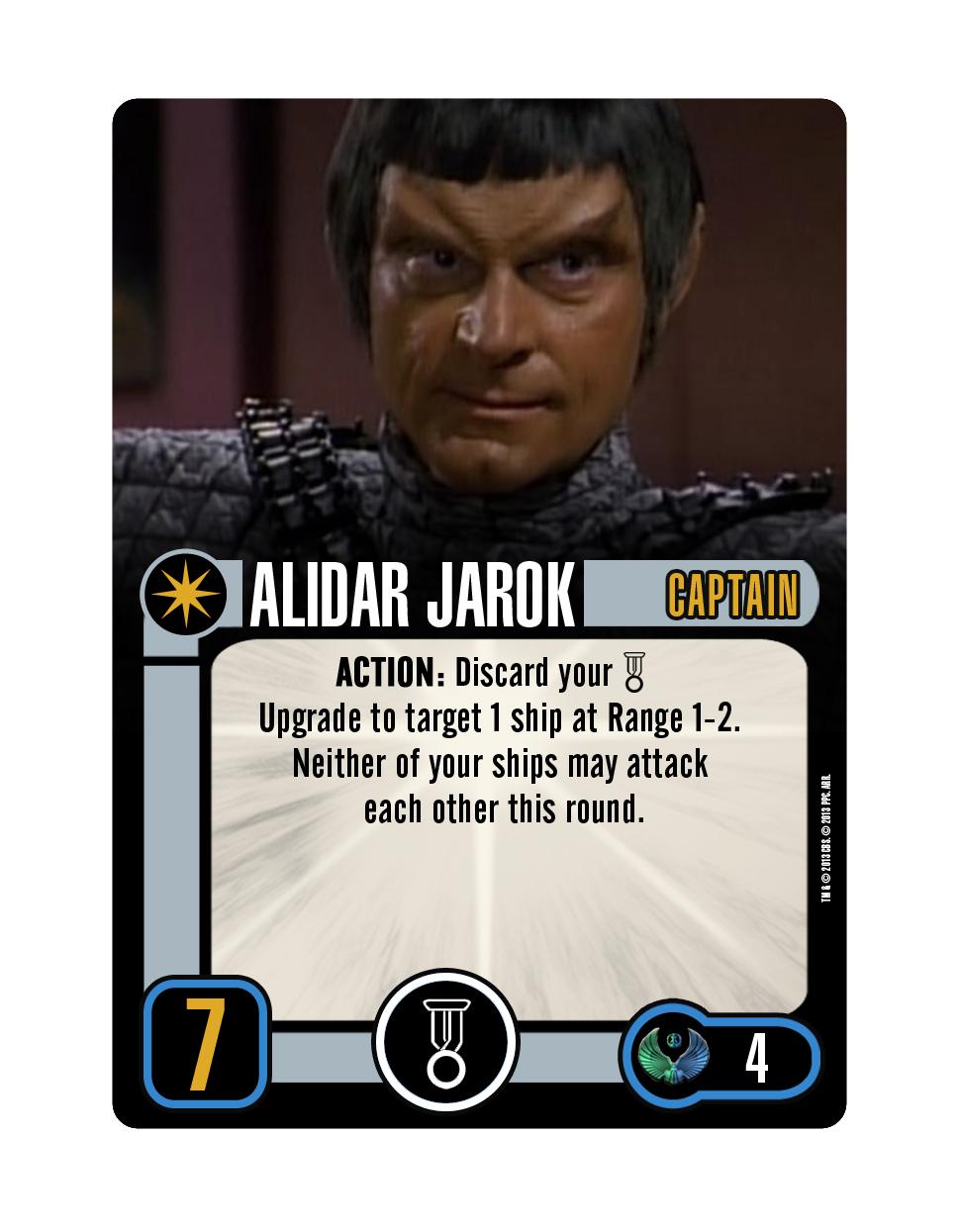 Jarok - Romulan