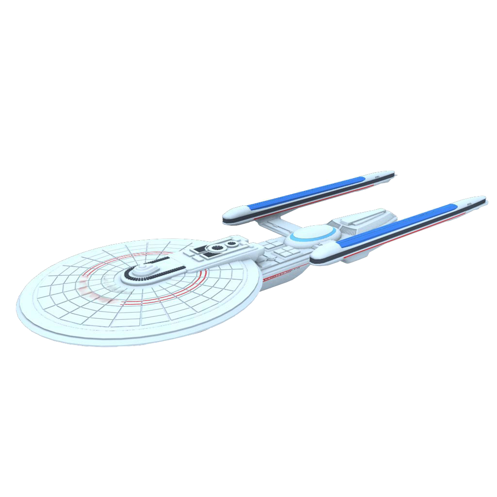 Star Trek Attack Wing: USS Excelsior: Star Trek Attack Wing (T.O.S.)