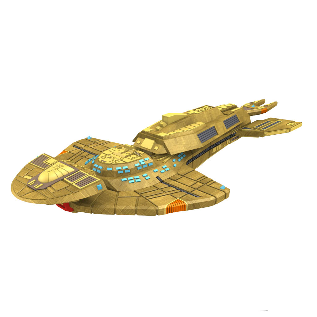 Star Trek Attack Wing: Koranak:Keldon Class Star Trek Attack Wing (T.O.S.)