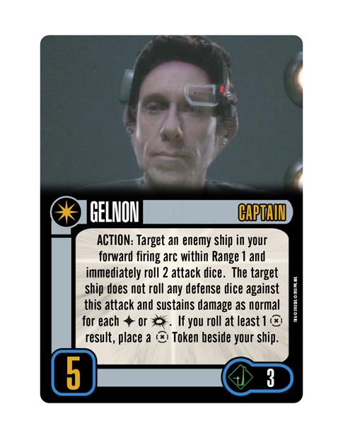 Dominion Captain Gelnon