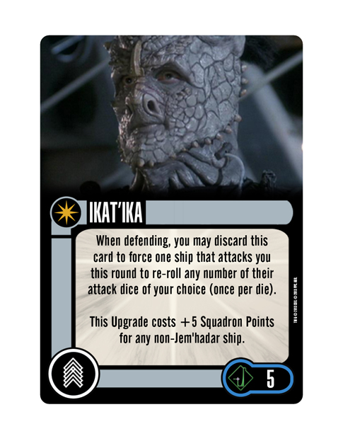 Dominion Upgrade Crew IKAT'IKA