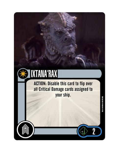 Dominion Upgrade Crew IXTANA'RAX