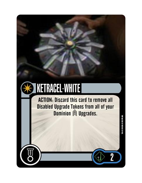 Dominion Upgrade Elite Talent KETRACEL-WHITE