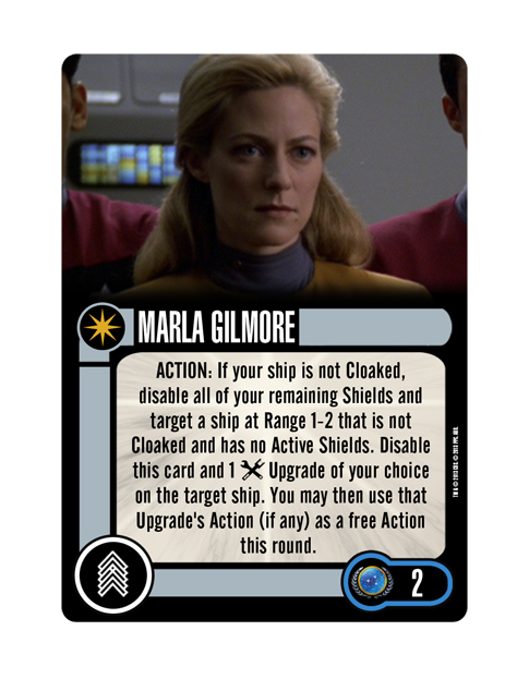 Upgrade Federation MARLA GILMORE