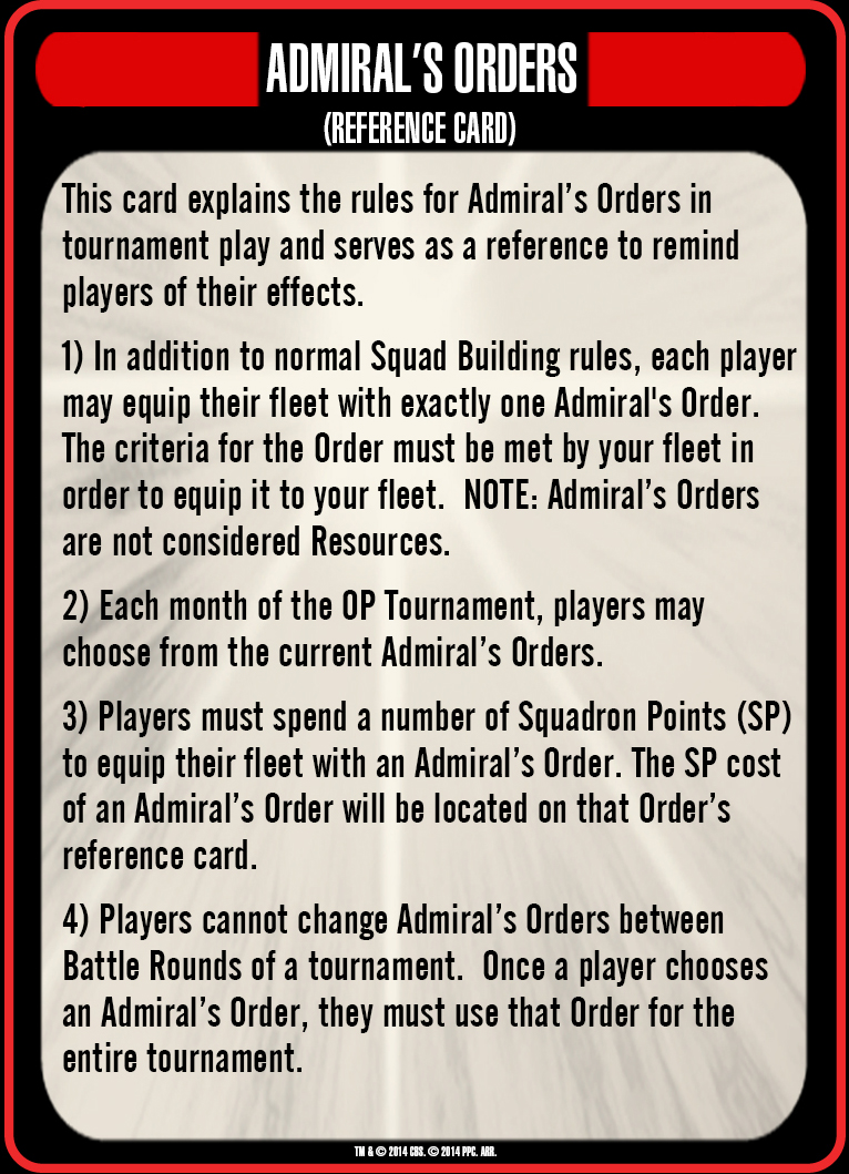 Admiral's Orders Reference Card Back REVISED 020314