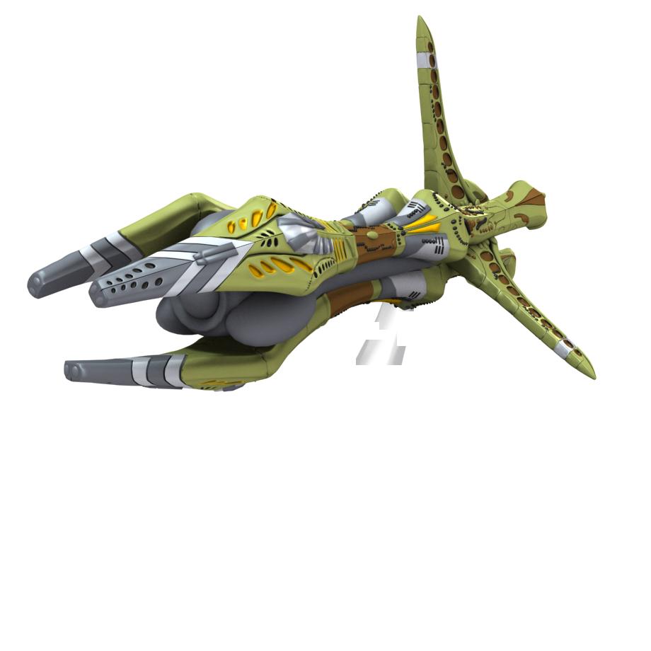 Star Trek Attack Wing: Bioship Alpha: Star Trek Attack Wing Wave 4