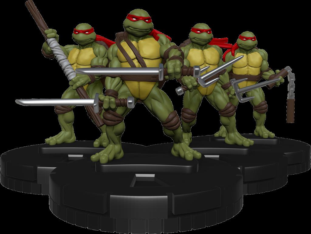 ... with Nickelodeon for Teenage Mutant Ninja Turtles Tabletop Games