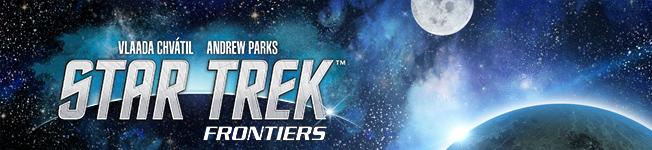 Star Trek Frontiers