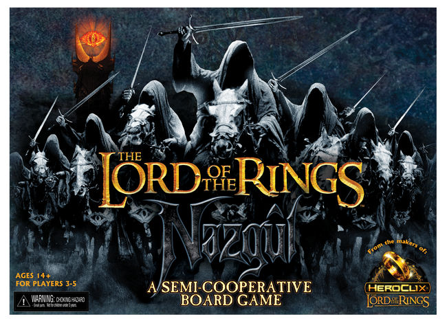 Lord Of The Rings: Nazgul  -  WizKids