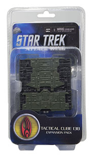 Star Trek Attack Wing: Tactical Borg Cube: Star Trek Attack Wing (T.O.S.)