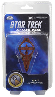 Star Trek Attack Wing: Vulcan D'Kyr: Star Trek Attack Wing