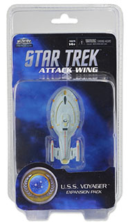 Star Trek Attack Wing: USS Voyager: Star Trek Attack Wing Wave 4 (T.O.S.)
