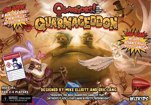 Quarriors: Quarmageddon -  WizKids